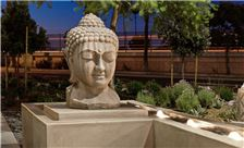 Holiday Inn Express & Suites - Anaheim Resort Area - Buddha Statue