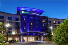 Holiday Inn Express & Suites - Anaheim Resort Area - HIE night view