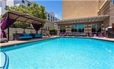 Holiday Inn Express & Suites - Anaheim Resort Area - HIE pool